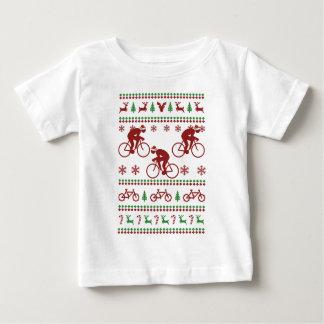 Suéter feo de ciclo del navidad