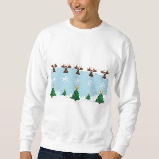 Suéter feo del navidad