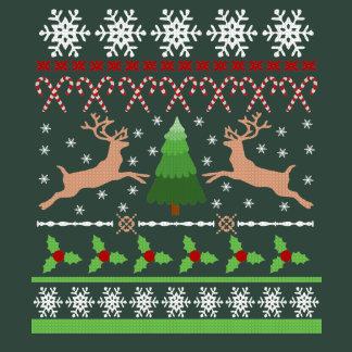 Busca en la colección de camisetas divertidas de navidad y personaliza la tuya por diseño, talla, color o estilo.