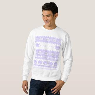 Suéter feo estupendo del navidad de Kawaii