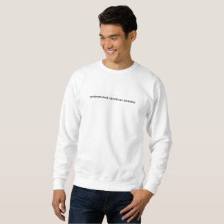 Suéter minimizado del navidad