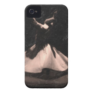 Sufi de giro Case-Mate iPhone 4 cárcasas