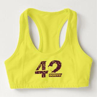 Sujetador Deportivo Crea el deporte 42