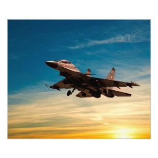Sukhoi Su-30MKI Arte Fotográfico