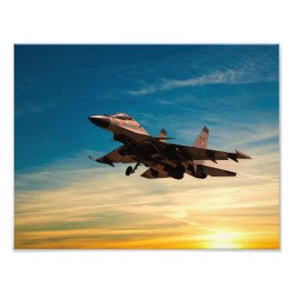 Sukhoi Su-30MKI Impresiones Fotograficas