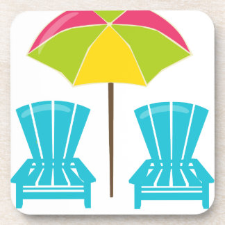 Summe rFun-Umbrella&Chairs. Posavasos Para Bebidas