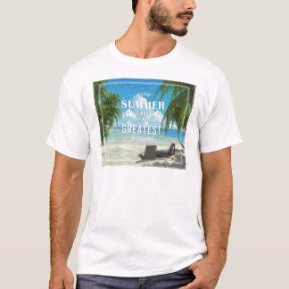 Summer time camiseta
