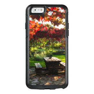 Sun a través de las hojas de otoño, Croacia Funda Otterbox Para iPhone 6/6s