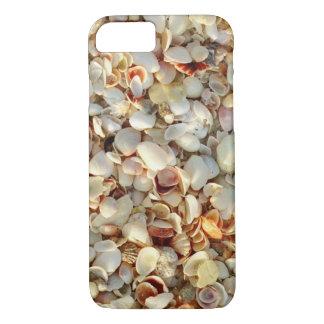 Sun besó cáscaras del mar funda iPhone 7