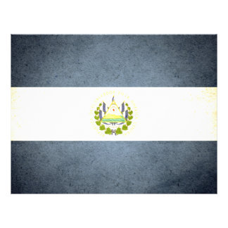 Sun besó la bandera de El Salvador Tarjeton