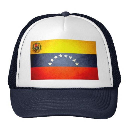 Sun besó la bandera de Venezuela Gorros