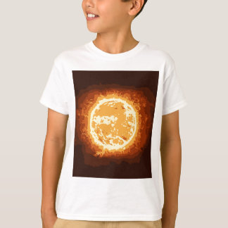 Sun Camiseta