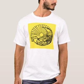 sun caracola camiseta
