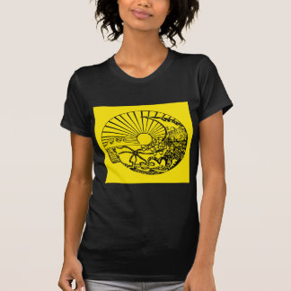 sun caracola camisetas
