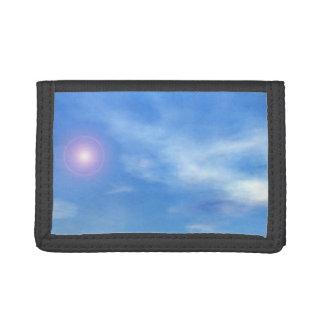 Sun en el fondo del cielo - 3D rinden