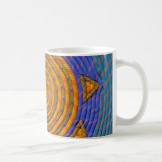 Sun encima de la taza de café