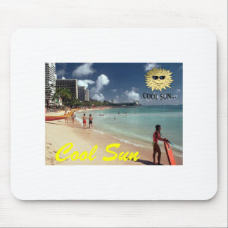 Sun fresco Mousepad