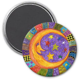 Sun, luna e imán de las estrellas