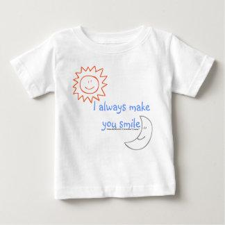 Sun y luna: Hago siempre que usted sonríe Camiseta