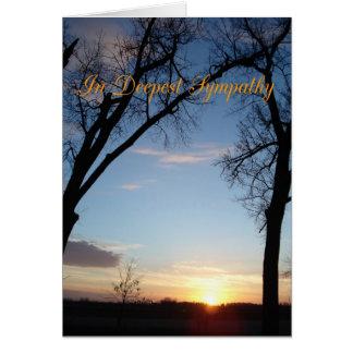 sunset5cardinsym tarjeta de felicitación