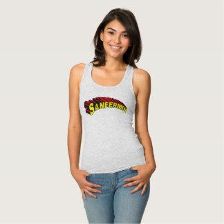 Super Festival of Sanfermines Spain Festivals ED. Camiseta Con Tirantes