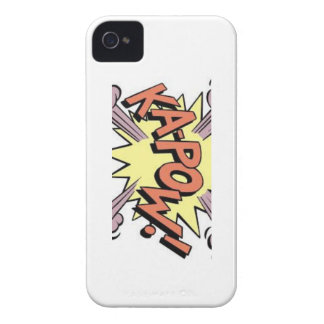 Super héroe de Barely There del iPhone 4 de la iPhone 4 Case-Mate Cobertura