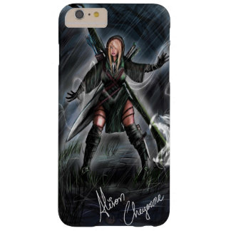 Super  warrior funda barely there iPhone 6 plus