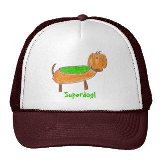 ¡Superdog! Gorra (de Maggie)