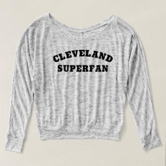 Superfan de Cleveland Camiseta