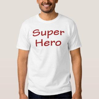 Superhéroe Camisetas