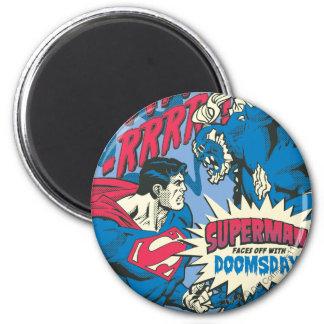 Superhombre 13 imán para frigorifico