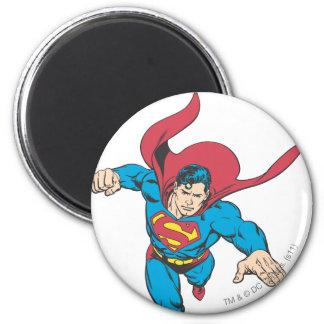 Superhombre 19 imán redondo 5 cm