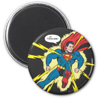 Superhombre 32 imán de frigorífico