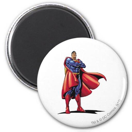 Superhombre 3 imán para frigorifico
