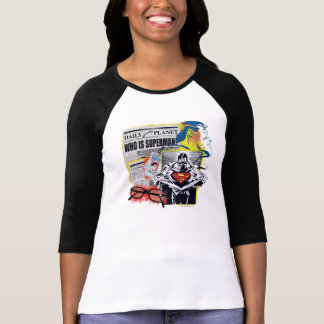 Superhombre 41 camiseta