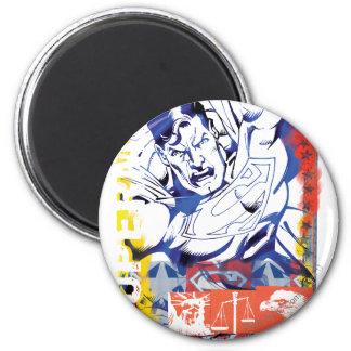 Superhombre 43 imán de frigorifico