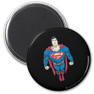 Superhombre 45 imán redondo 5 cm