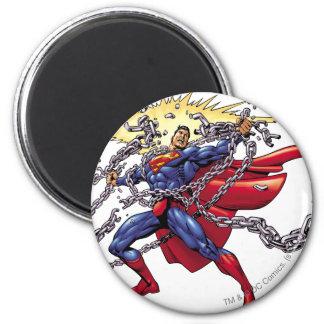 Superhombre 52 imán de nevera
