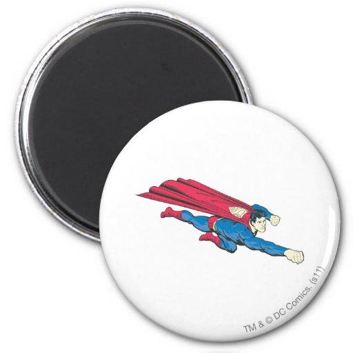 Superhombre 53 imanes de nevera