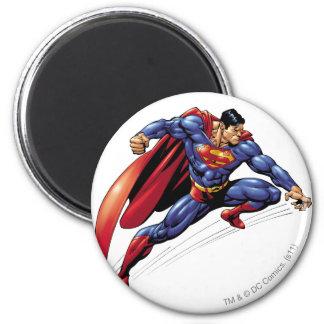 Superhombre 5 imán redondo 5 cm