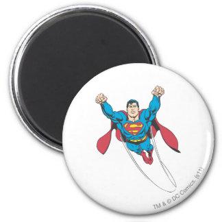 Superhombre 65 imán redondo 5 cm