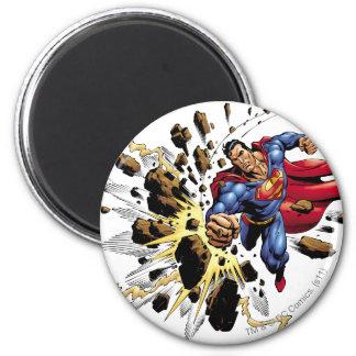 Superhombre 68 imán redondo 5 cm