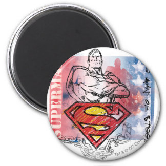 Superhombre 81 imanes