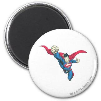Superhombre 83 imán redondo 5 cm