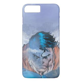 Superhombre - azul funda para iPhone 8 plus/7 plus
