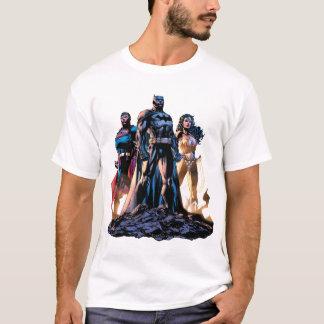 Superhombre, Batman, y trinidad de la Mujer Camiseta