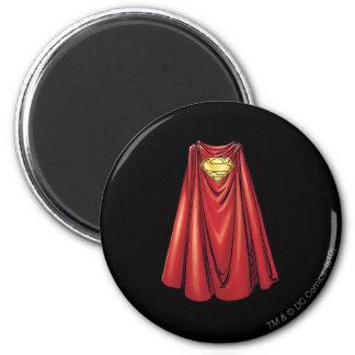 Superhombre - el cabo imán redondo 5 cm
