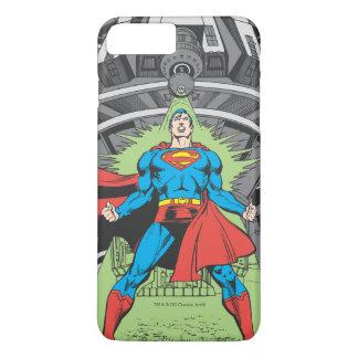 Superhombre expuesto a Kryptonite Funda Para iPhone 8 Plus/7 Plus