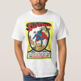 Superhombre (historia completa) camisas