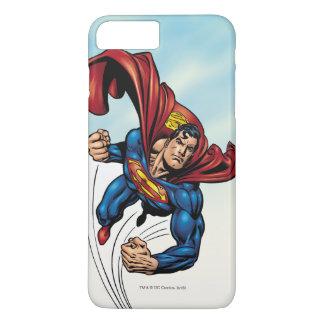 Superhombre rápido a través del aire funda para iPhone 8 plus/7 plus